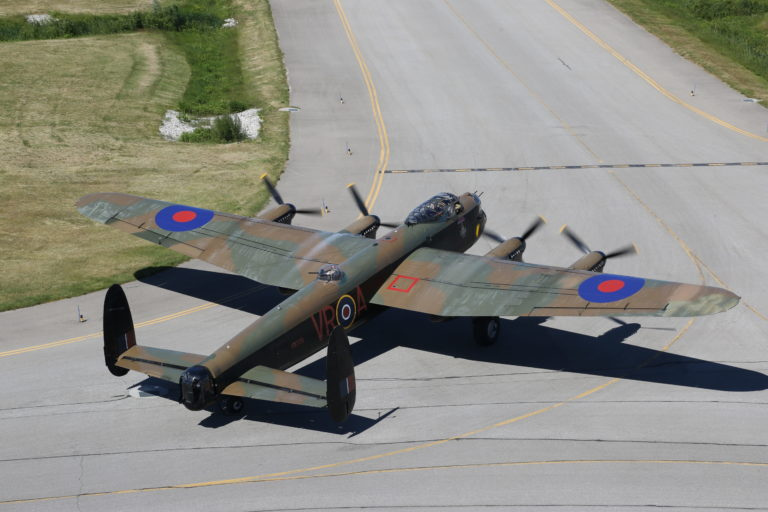Chartright | canadian warplane heritage museum